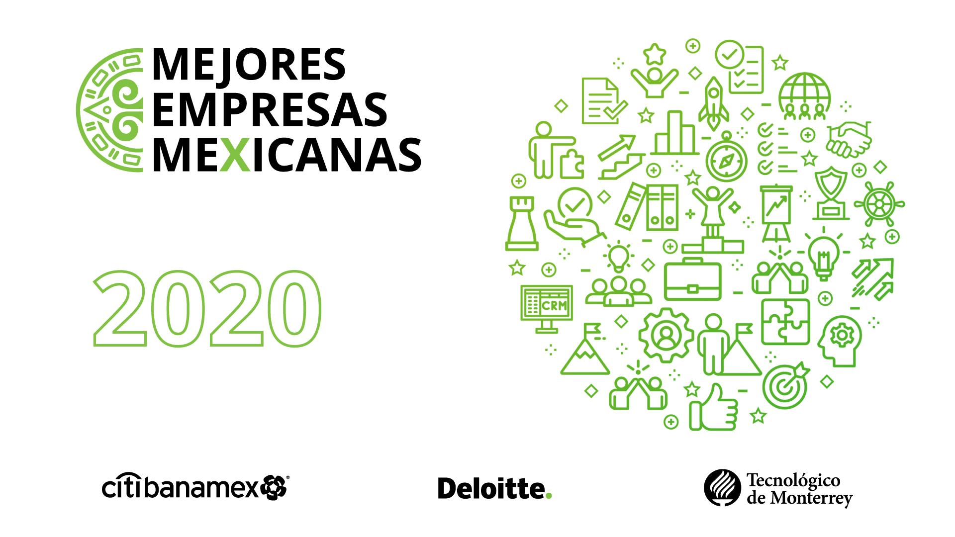 En su 11° edición, MEM selecciona 101 compañías para portar su galardón 2020